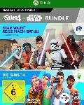 MediaMarkt Die Sims 4 + Star Wars: Reise nach Batuu - Bundle [Xbox One]