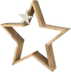 Großer Deko-Aufsteller Stern