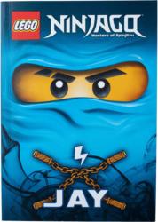 Lego Ninjago Lesebuch Jay (Nur online)