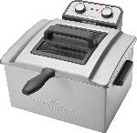 MediaMarkt PROFI COOK PC-FR 1038 Fritteuse  3000 Watt Inox