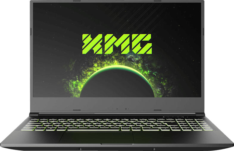 XMG CORE 15 - E20crx, Gaming Notebook mit 15.6 Zoll Display, Core™ i7 Prozessor, 32 GB RAM, 1 TB mSSD, GeForce GTX 1650 Ti, Schwarz