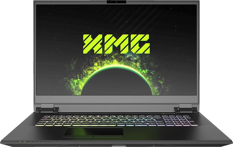 XMG PRO 17 - E20ybc, Gaming Notebook mit 17.3 Zoll Display, Core™ i7 Prozessor, 32 GB RAM, 1 TB mSSD, GeForce RTX 2070 Super, Schwarz