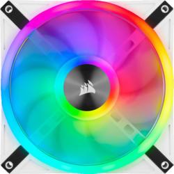 CORSAIR QL140 RGB Gehäuselüfter, Weiß