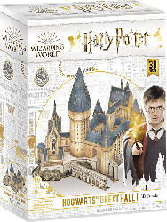 REVELL Harry Potter Hogwarts™ Great Hall 3D Puzzle, Mehrfarbig
