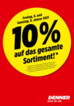 Denner Bibite 10%-Aktion - au 09.01.2021