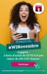 Profital Gagnez des bons OTTO'S - au 26.11.2020