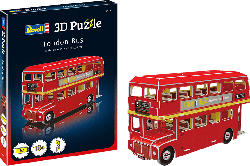 REVELL Doppeldeckerbus 3D Puzzle, Mehrfarbig