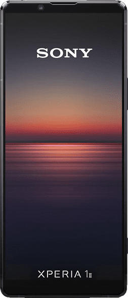 SONY Xperia 1 II 5G 21:9 Display 256 GB Schwarz