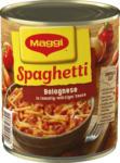 EDEKA Maggi Spaghetti Bolognese - bis 05.12.2020