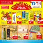 Zimmermann Sonderposten Angebote vom 02.11.- 07.11.2020 - bis 07.11.2020