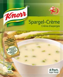Zuppa di asparagi Knorr, 65 g