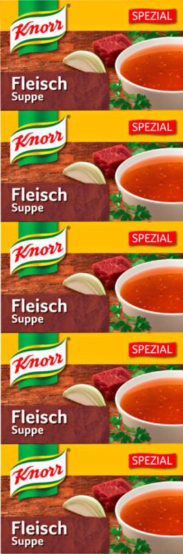 Brodo di manzo Knorr, 109 g