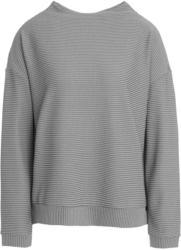Damen Sweatshirt mit Turtleneck-Ausschnitt