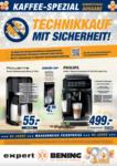 Bening GmbH & Co. KG Kaffee-Spezial - bis 10.11.2020