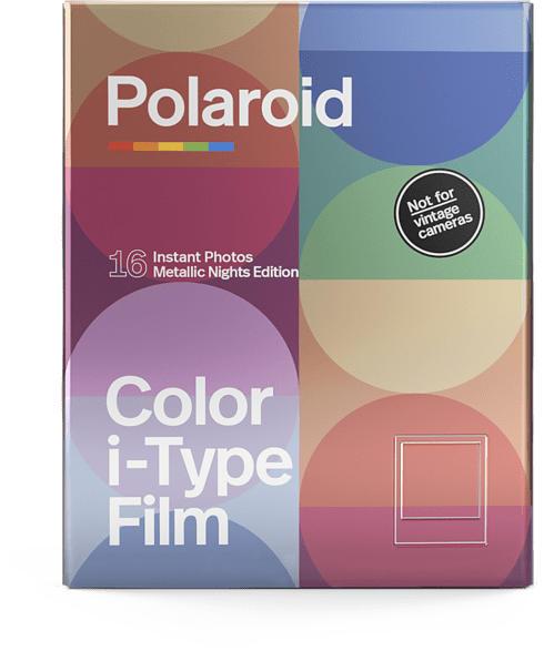 Sofortbildfilm Color i‑Type Film Double Pack ‑ Metallic Nights Edition