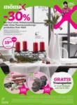 mömax Hirschaid - 30% bei Kauf eines Möbelstücks - bis 14.11.2020