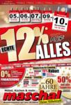 Maschal Einrichtungszentrum GmbH Echte 12% auf Alles! - bis 11.11.2020