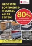 Möbel Hubacher Rausverkauf! - al 15.11.2020