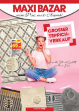Maxi Bazar Angebote