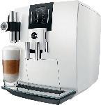 MediaMarkt JURA J6 Kaffeevollautomat Piano White