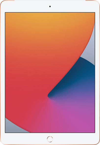 APPLE iPad Cellular (2020), Tablet , 32 GB, 10.2 Zoll, Gold