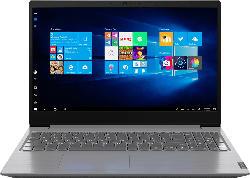 LENOVO V15, Notebook mit 15.6 Zoll Display, Athlon Silver Prozessor, 4 GB RAM, 256 GB SSD, AMD Radeon Grafik, Iron Grey