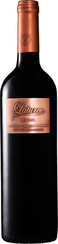 Bodegas Laturce Reserva DOCa Rioja, 2015, Rioja, Espagne, 75 cl
