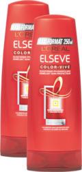 L'Oréal Elsève Haarprodukte, Balsamo, Color-Vive, 2 x 200 ml