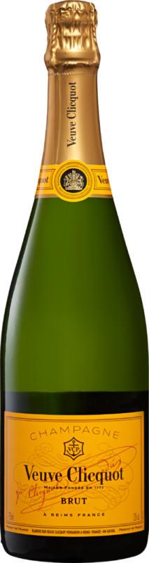Veuve Clicquot brut Champagne AOC, Champagne, Frankreich, 75 cl