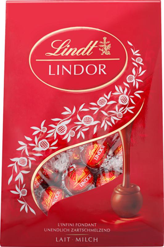 Lindt Lindor Kugeln Milch, 525 g