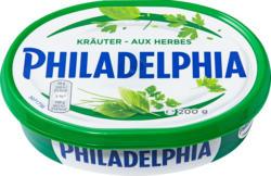 Philadelphia Frischkäse, Kräuter, 2 x 200 g