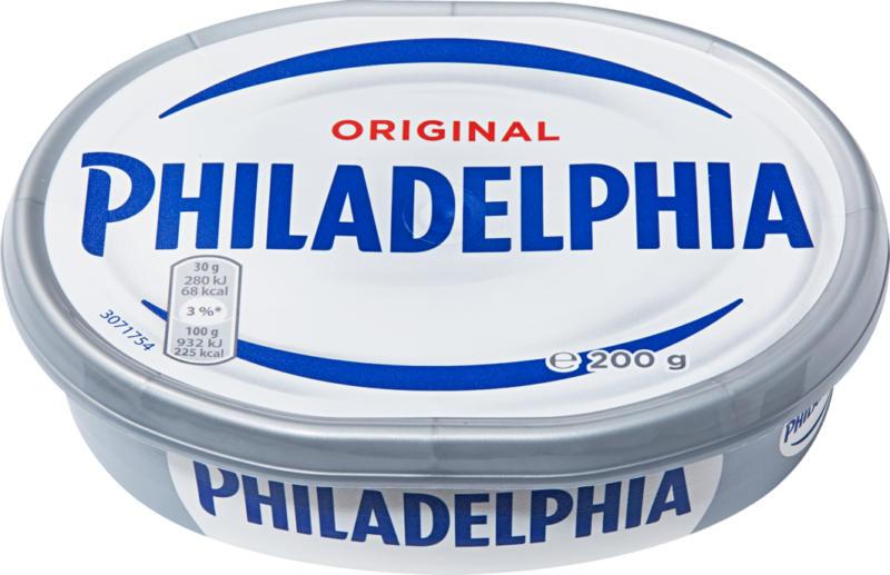 Philadelphia Frischkäse, Original, 2 x 200 g