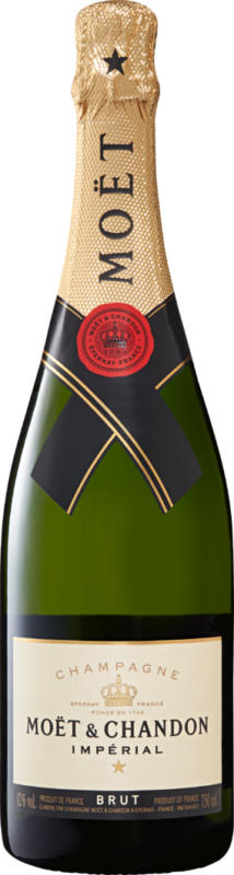 Moët & Chandon Impérial brut Champagne AOC, Champagne, France, 75 cl