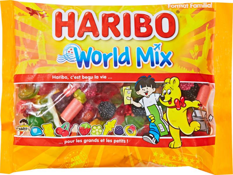 Haribo World Mix, 500 g