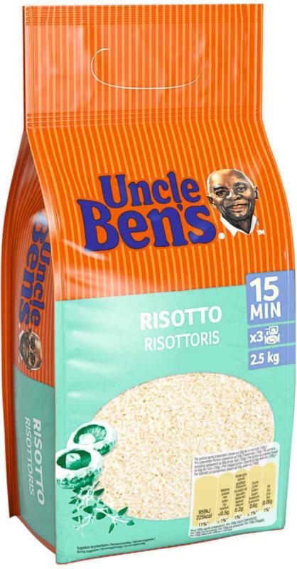 Uncle Ben's Risotto 2,5 kg -