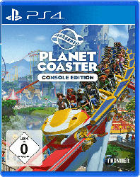 PS4 PLANET COASTER [PlayStation 4]