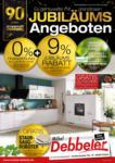 Möbel Debbeler Jubiläum Küchen - bis 14.11.2020