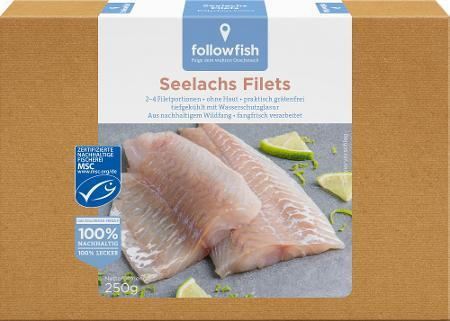 Seelachs Filets (TK)