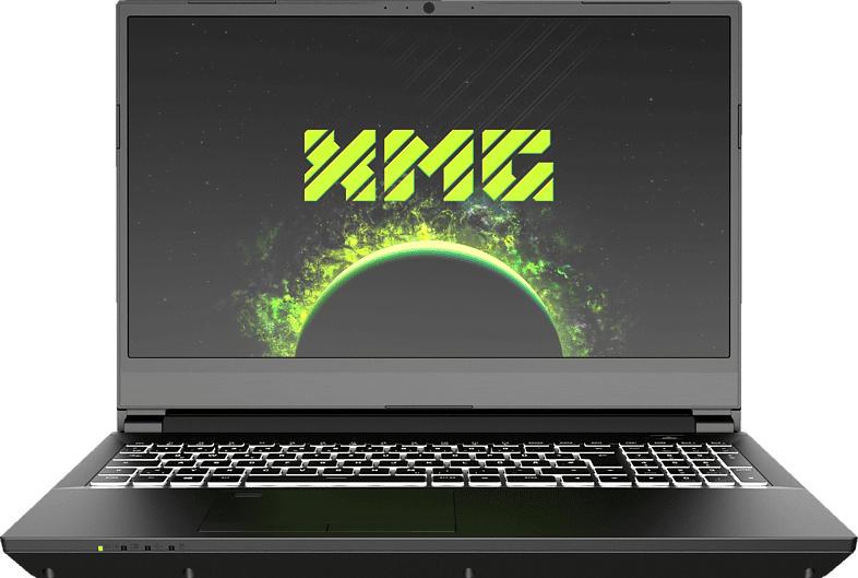 XMG APEX 15 - E20fwj, Gaming Notebook mit 15.6 Zoll Display, Ryzen 9 Prozessor, 16 GB RAM, 1 TB mSSD, GeForce RTX 2060, Schwarz