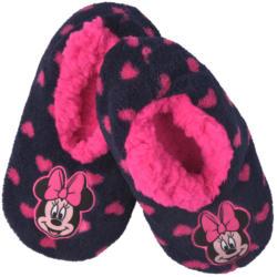 Minnie Maus Hausschuhe mit Plüsch