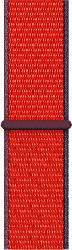 40 mm Sport Loop, (PRODUCT)RED (MG443ZM/A)