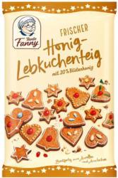 Tante Fanny Honig-Lebkuchenteig