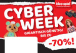 Spielwaren Eichelkraut Cyber Week - bis 30.11.2020