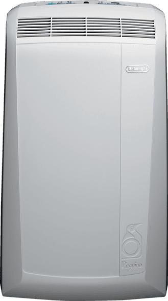 DELONGHI PAC N82 Eco Klimagerät Weiß (Max. Raumgröße: 80 m³, EEK: A)