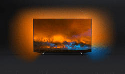 PHILIPS 65OLED804/12 OLED TV (Flat, 65 Zoll/164 cm, UHD 4K, SMART TV, Ambilight, Android 9.0)