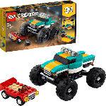 MediaMarkt LEGO 31101 Monster-Truck Bausatz, Mehrfarbig