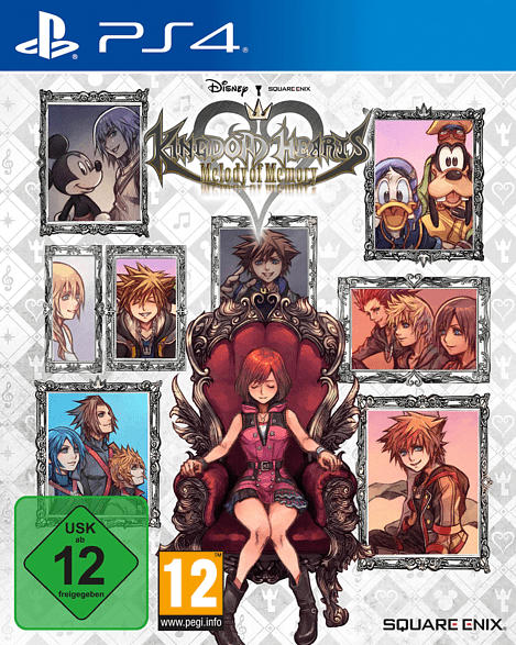 PS4 KINGDOM HEARTS MELODY OF MEMORY [PlayStation 4]