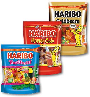 Haribo diverse Sorten 700-750G
