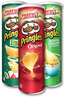 Pringles 200G