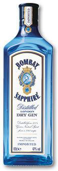 Bombay Sapphire Gin 47% 1L
